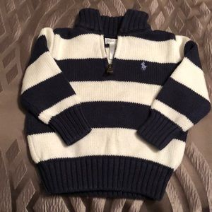 Ralph Lauren Shirts & Tops - Ralph Lauren half zip sweater